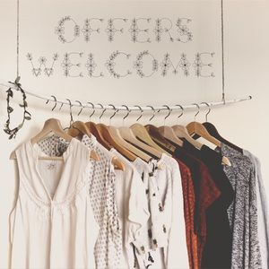 🖤 WELCOMING OFFERS 🖤